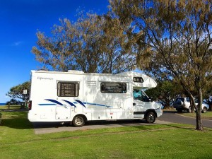 Buying our Motorhome