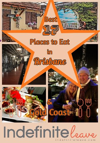 Best 17 Places to Eat in Brisbane