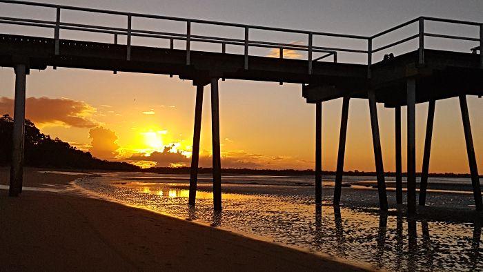 Hervey Bay Sunset