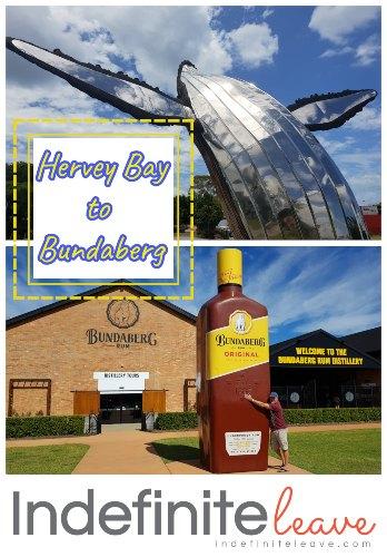 Hervey Bay to Bundaberg