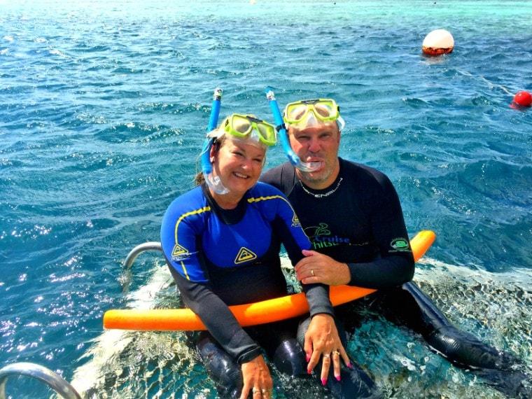 Reefsleep Experience - snorkel time