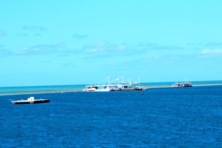 Reefsleep pontoons