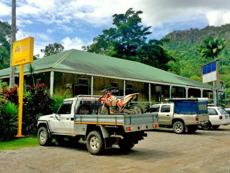 The Leap Hotel near Mackay