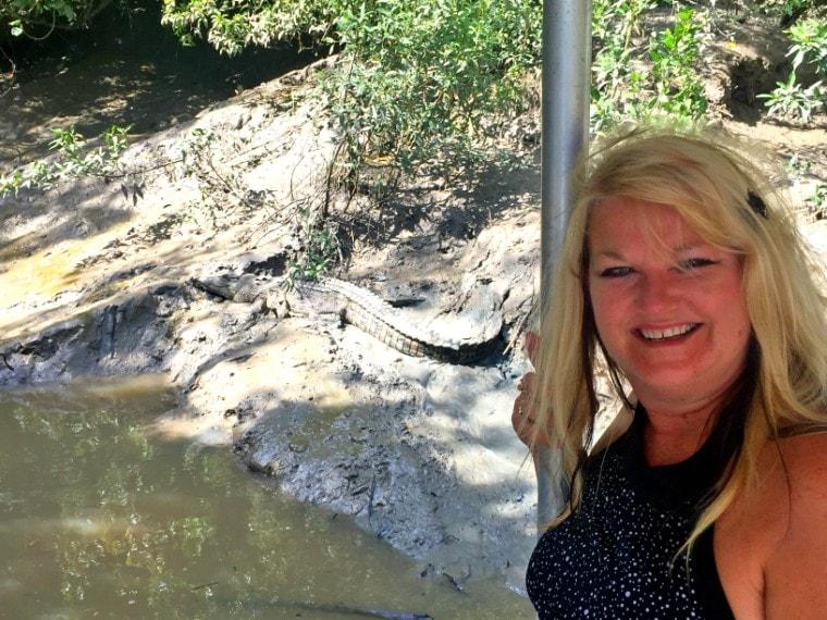 Crocodile Safari Prosperpine