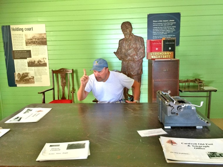 Bush Telegraph Museum Post Office