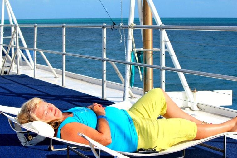 Relax Time - Reefsleep Experience