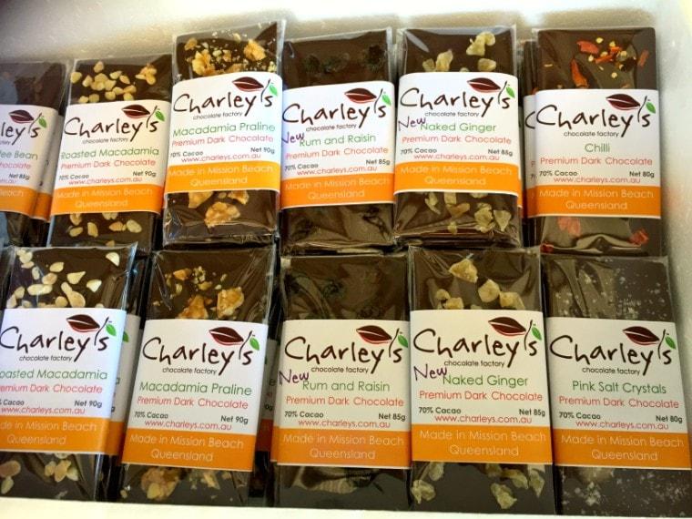 Charley's Chocolate