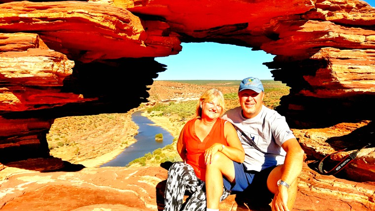The Privilege of being able to travel Australia is not lost on us