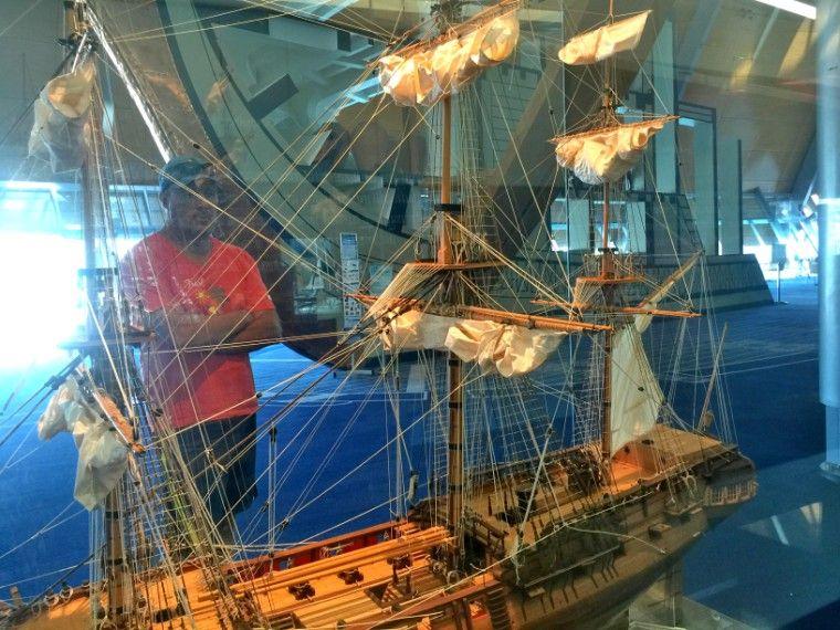 Museum of Tropical Queensland Townsville
