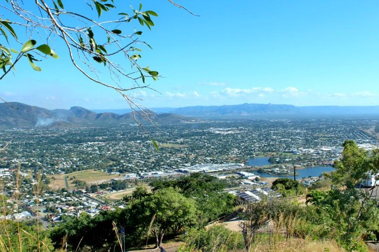 Castle Hill - One of the Things to do in Townsville