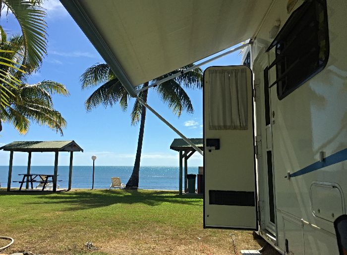 Big 4 Bowen Caravan Park Views