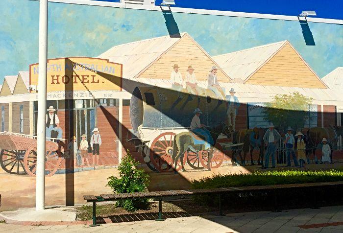Bowen Murals