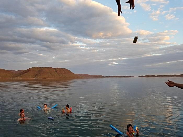 Lake Argyle Sunset Cruise