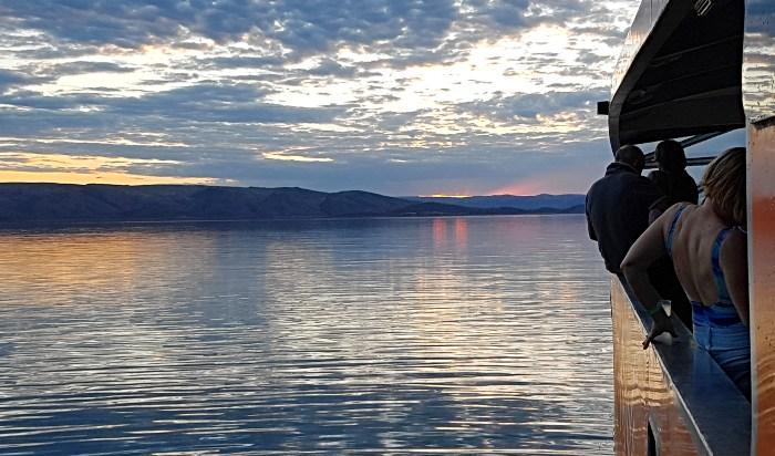 Cruising Lake Argyle