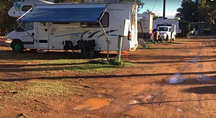 Discovery Mount Isa Campsite