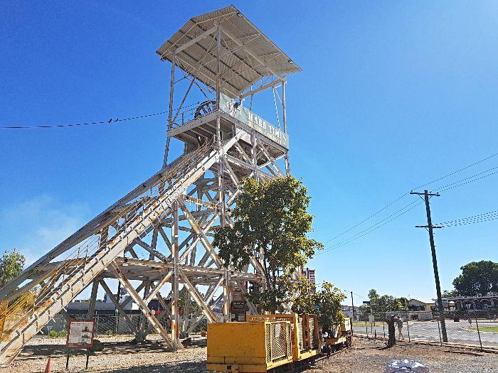 Hard Mines Mine Tour