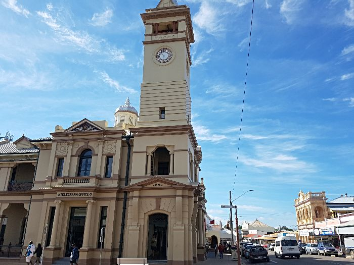Charters Towers Historical Buildings