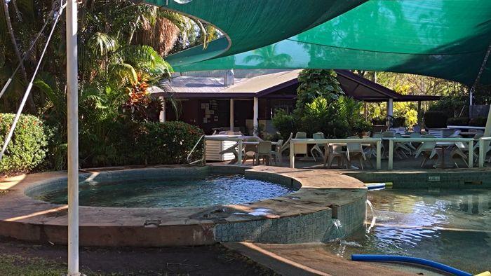 Kakadu Lodge and Caravan Park Pool