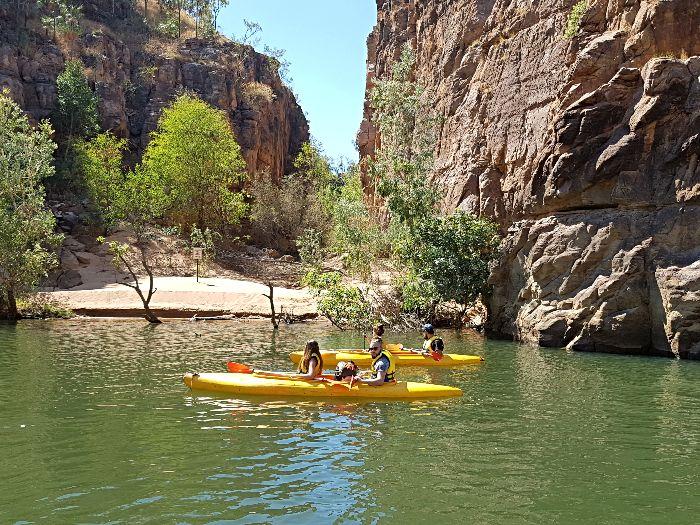 Katherine Gorge Kayaks