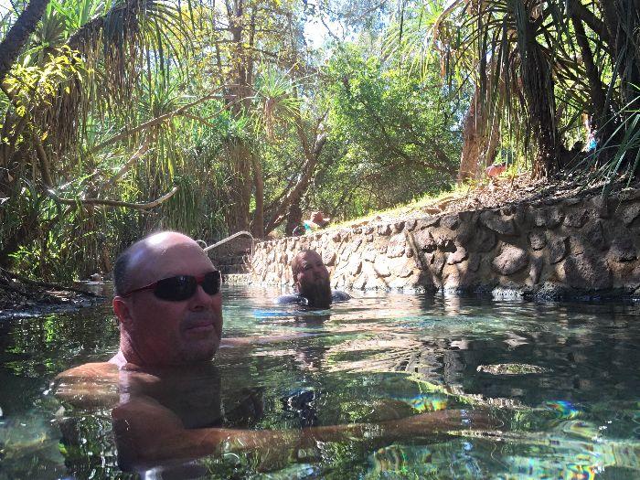 Katherine Hot Springs