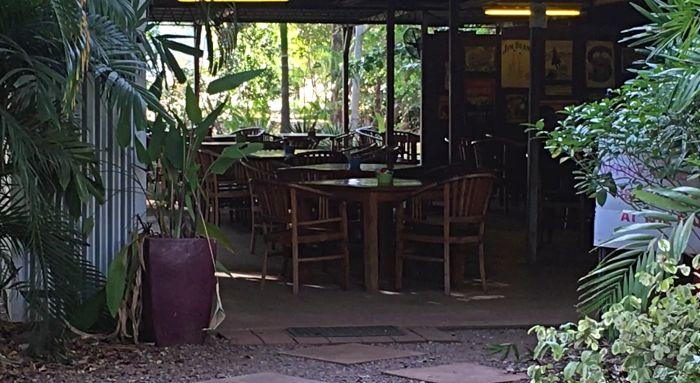 Litchfield Tourist Park Cafe
