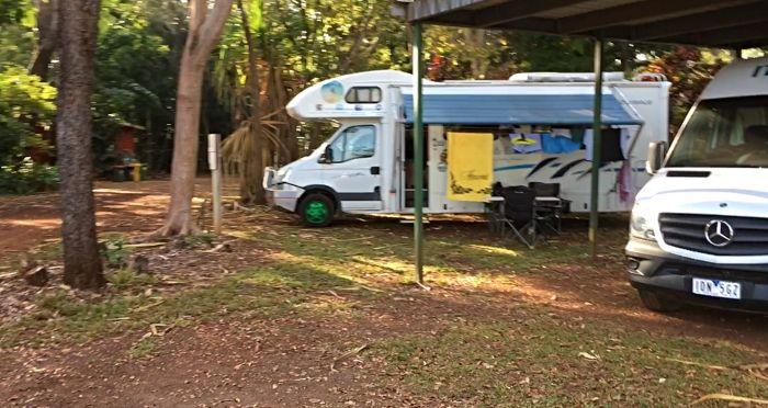 Litchfield Tourist Park Campsite