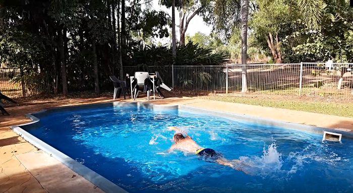 Litchfield Tourist Park pool