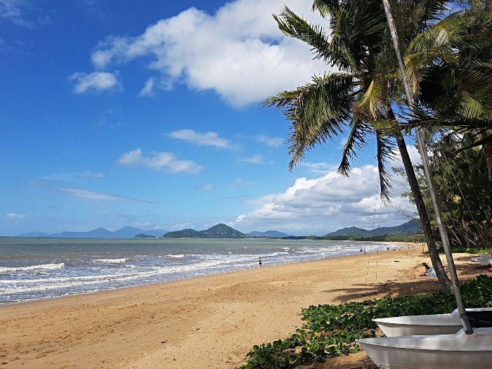 Cairns Beaches - Palm Cove