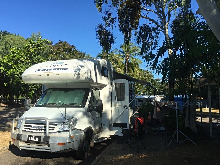 Best of Townsville Caravan Parks - Rowes Bay Beachfront Caravan Park