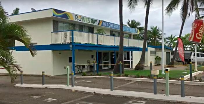 Townsville Caravan Parks - Rowes Bay Beachfront Caravan Park