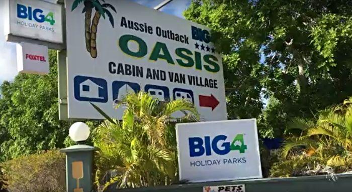 Aussie Outback Oasis Charters Towers Caravan Park