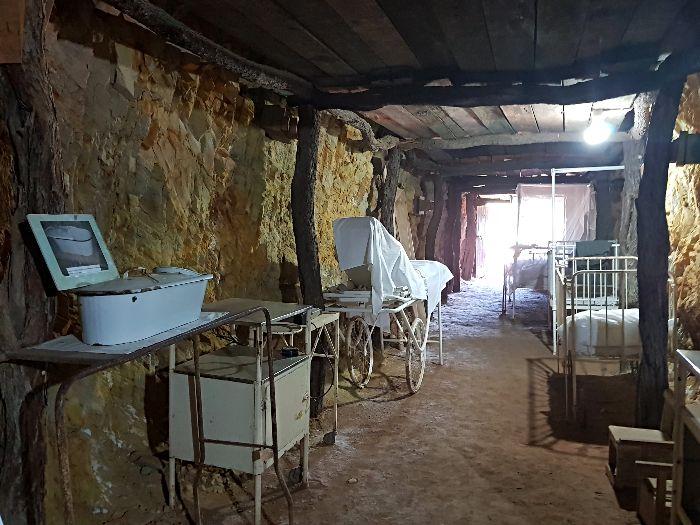 Mount Isa Undereground Hospital