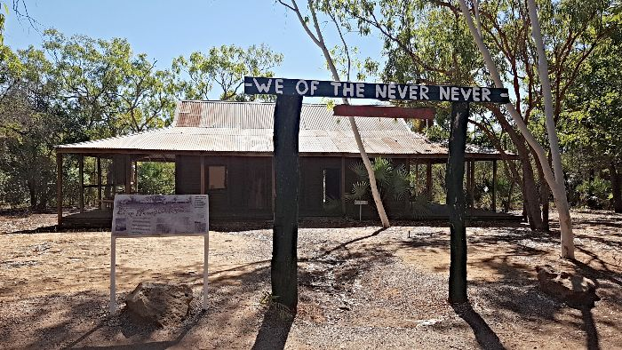 We of the Never Never Homestead