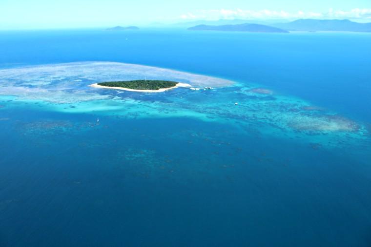 green island crains