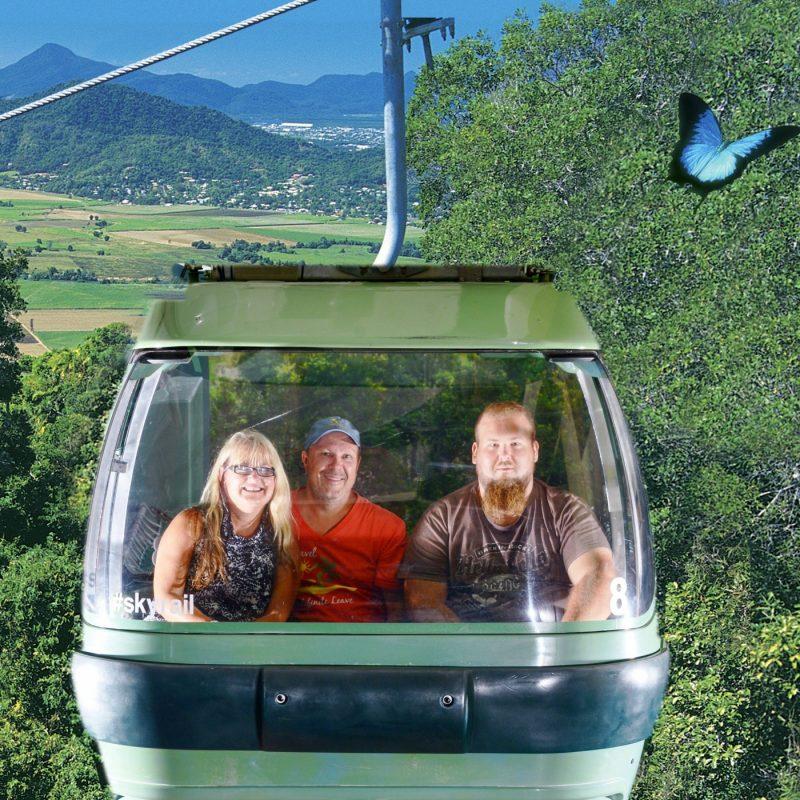 Kuranda Skyrail Cable Car