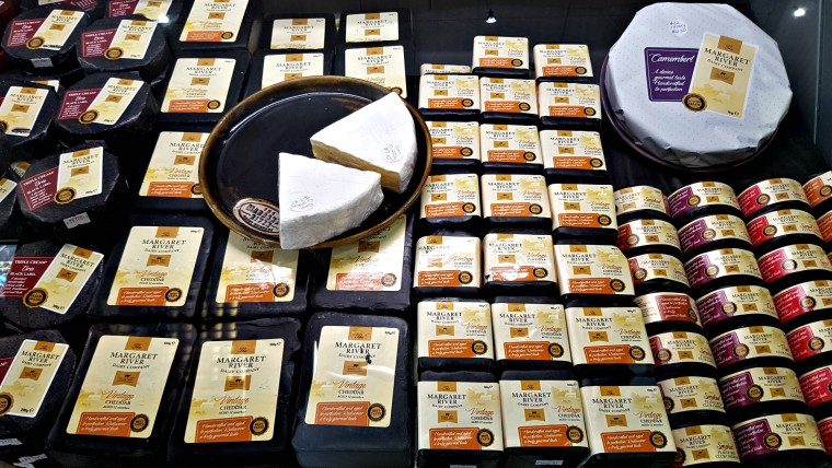 Margaret River Dairy Company Cheeses
