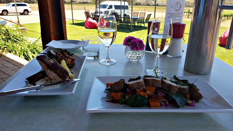 Lunch at Brookwood Winery Margaret River