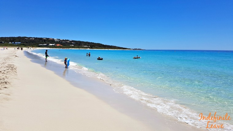 Eagle Bay - Rated 14 in our Best Beaches in Australia 11-20