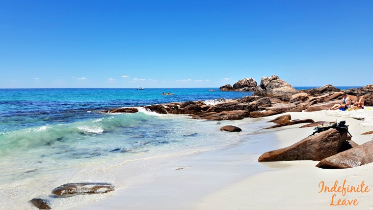 Gannet Rock - Rated 12 in our Best Beaches in Australia 11-20