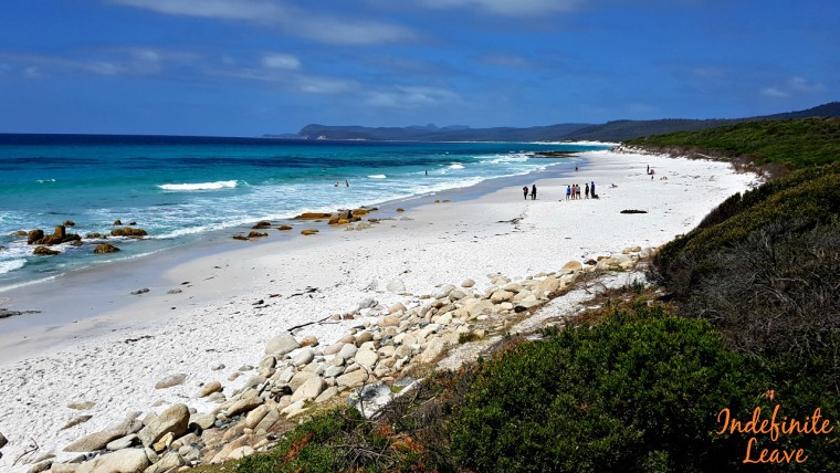 Friendly Beach - Rated 11 in our Best Beaches in Australia 11-20