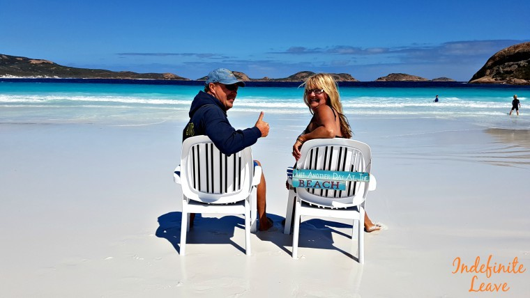 Lucky Bay - Thumbs Up as one of the Best Beaches in Australia