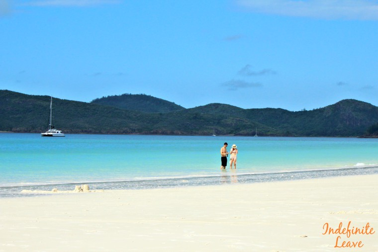 Whitehaven Beach - No. 2 on our list of Best Beaches in Australia