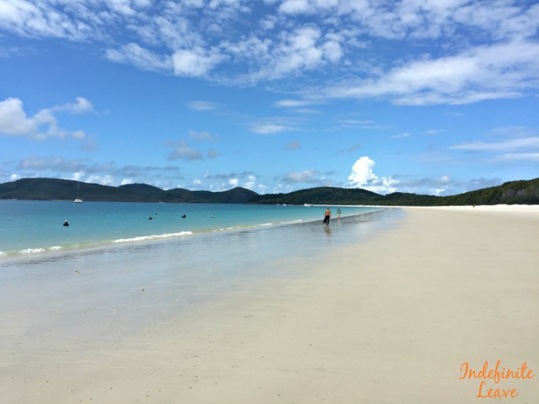 Whitehaven Beach - No. 2 in Best Beaches in Australia