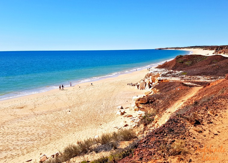 Barn Hill Station - Our No. 1 on our list of Best Beaches in Australia