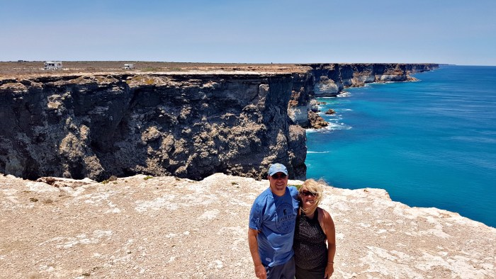 Its all about an adventure - Great Australian Bight