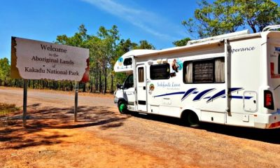 Kakadu and Litchfield National Park by Motorhome