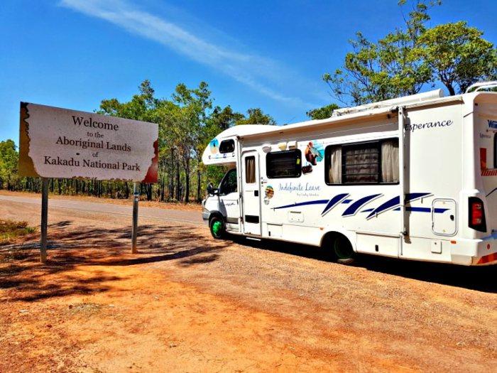 Kakadu and Litchfield National Park by Motorhome