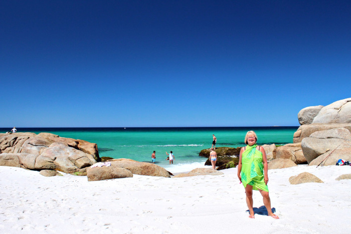 Bay of Fires is one of the best free camps in Australia