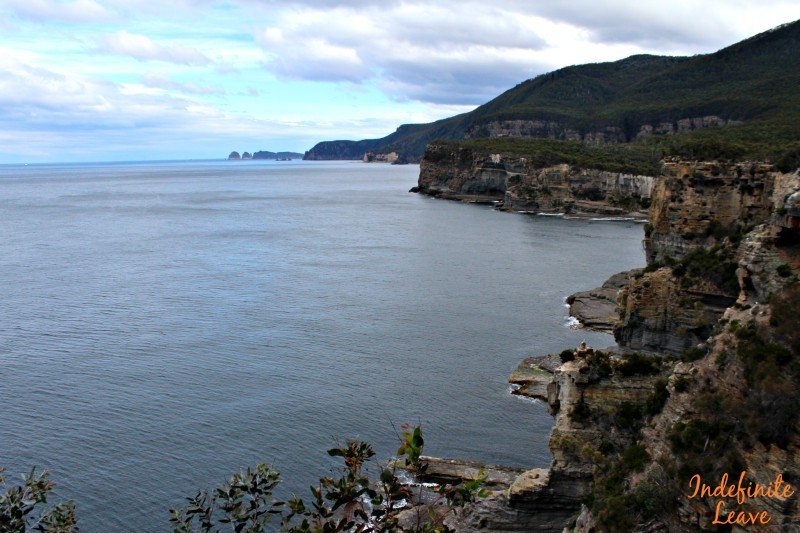 Costs for traveling Australia - Incredible rugged coastline of Port Arthur, Tasmania