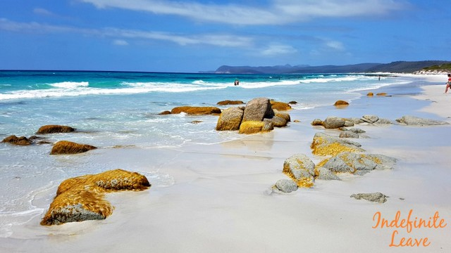 Friendly Beach Tasmania